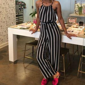Other - Summer Black & white stripe jumper